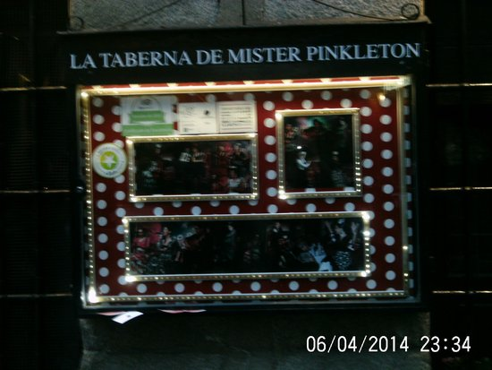 La Taberna de Mister Pinkleton: La Taberna