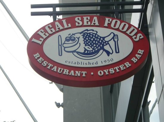 Legal Sea Foods: Legal Seafood
