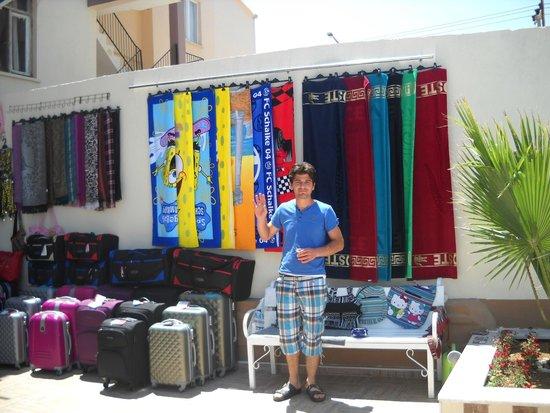 Side Yesiloz Hotel: sklep na terenie hotelu