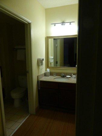 Residence Inn Lexington South/Hamburg Place : 2-bedroom suite
