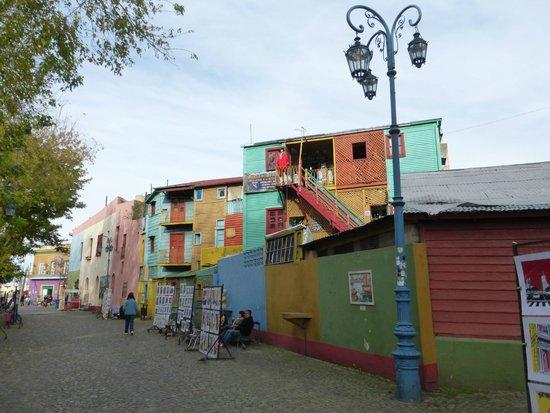 BuenosTours: La Boca, May 2014