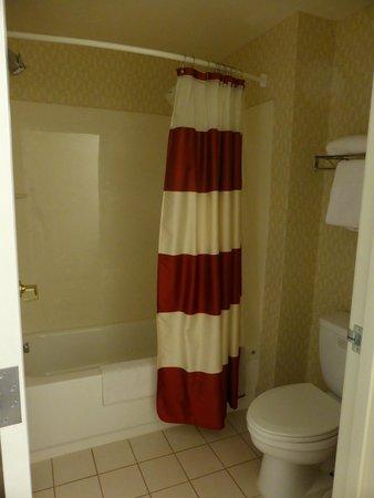 Residence Inn Lexington South/Hamburg Place: 2-bedroom suite