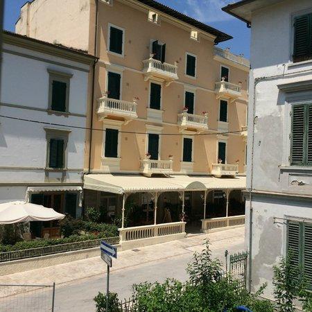 Smart Hotel Bartolini: Vue depuis la suite