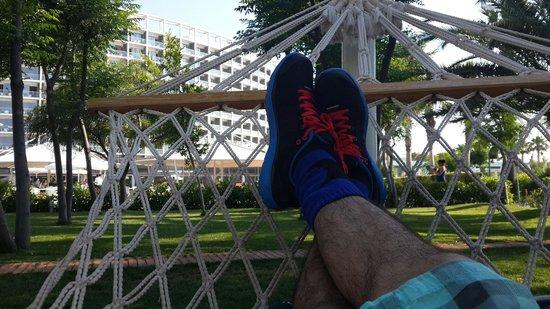 Kervansaray Hotel Kundu: Relax