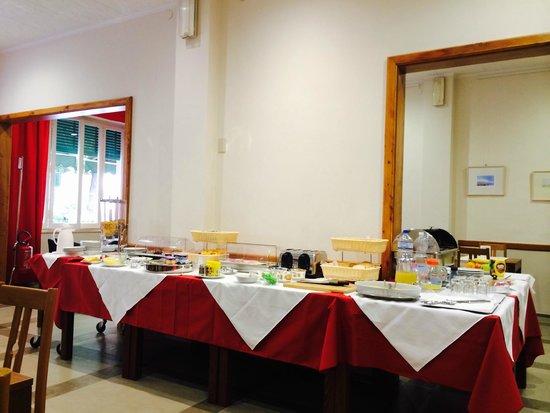 Smart Hotel Bartolini: Petit déjeuner