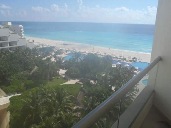 Live Aqua Beach Resort Cancun : View from the room