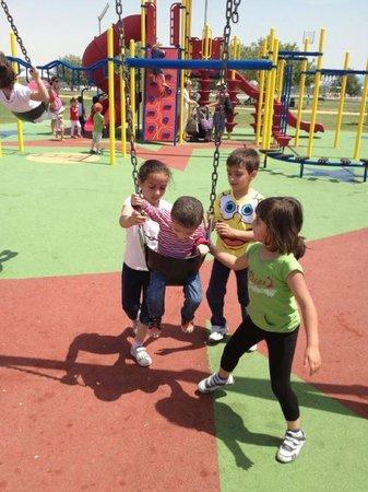 Parc Aspire : Play area