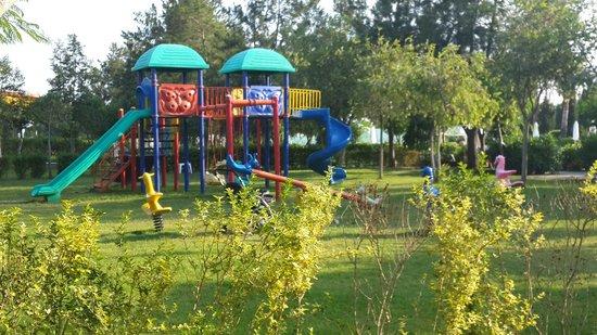 Kervansaray Hotel Kundu: Game