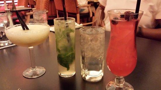 Peppermill Resort Spa Casino: Thirsty?