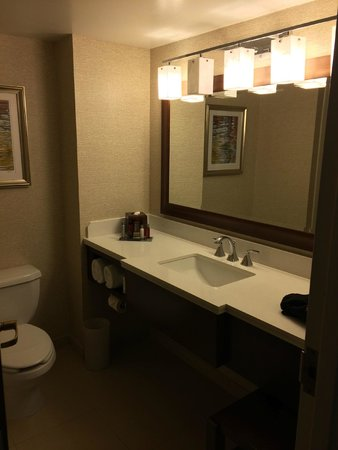 Philadelphia Airport Marriott: Clean and nice