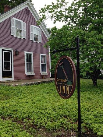 Greenspade Inn: Cute Inn with fabulous breakfast.