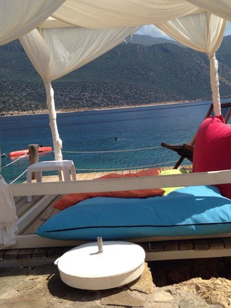 Hotel Club Barbarossa: Deniz ve manzara süper Personel çok nazik.