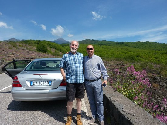 New Travel Services Day Trips: On route to Mount Etna