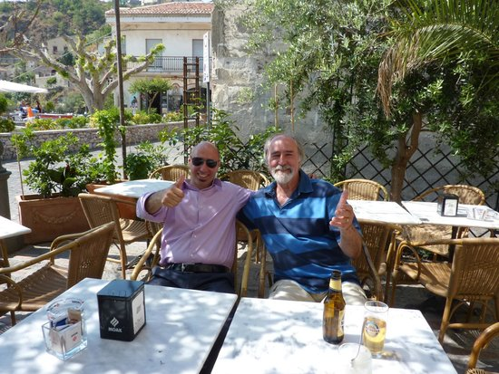 New Travel Services Day Trips : Godfather tour-Bar Vitelli