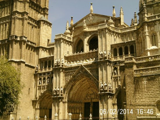 Catedral Primada: The Cathedral of Toledo