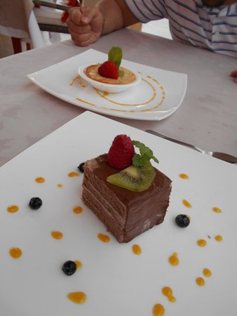 Grand Miramar All Luxury Suites & Residences: dessert