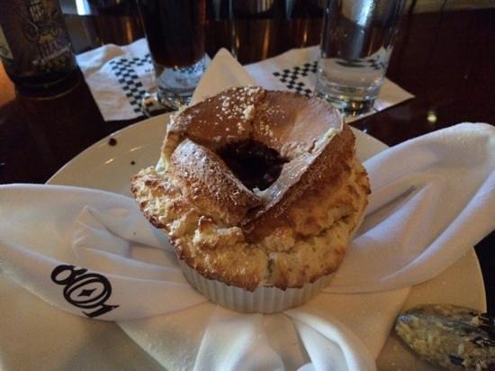 801 Chophouse St. Louis: the souffle