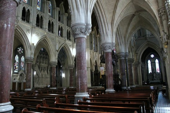 Cobh Cathedral: St. Colman's Cathedral, Cobh, Ireland.
