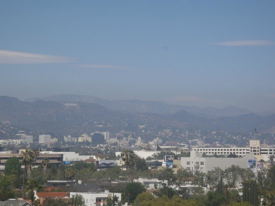 Kimpton Hotel Wilshire : View from rooftop