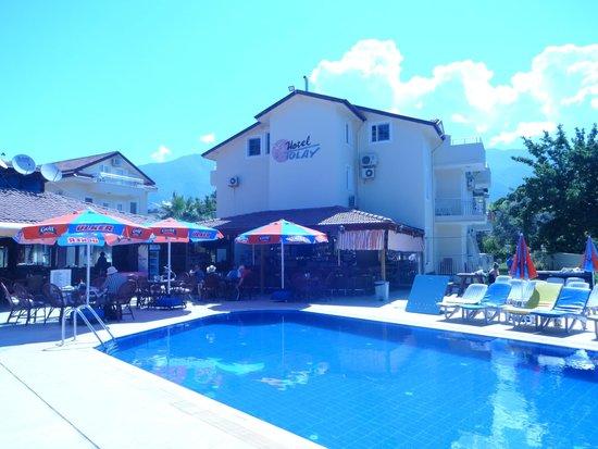 Tolay Hotel: hotel tolay