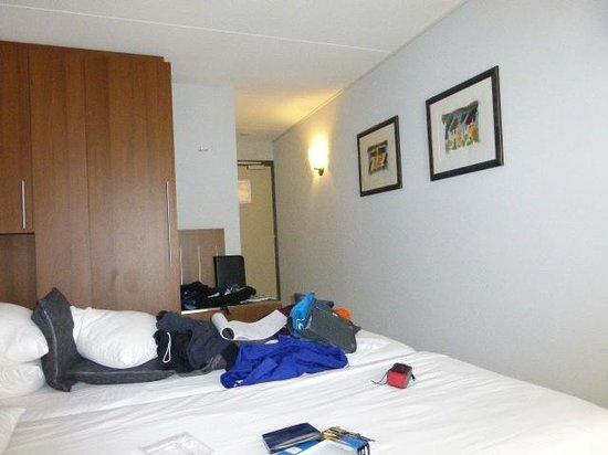 NH Veluwe Sparrenhorst: ground floor room