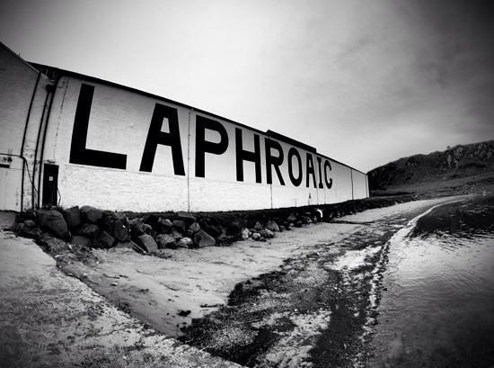 Laphroaig Distillery: Lagerhaus