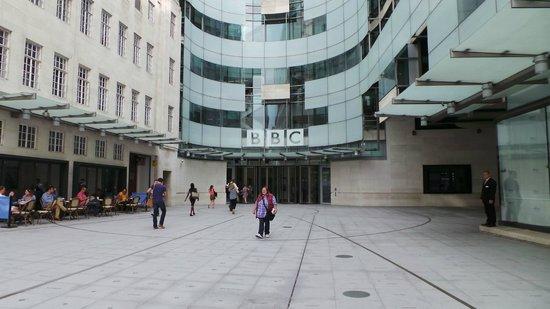 BBC Broadcasting House: BBC