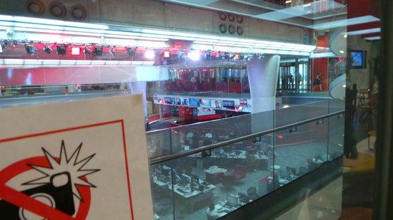 BBC Broadcasting House: The BBC News Channel Studio