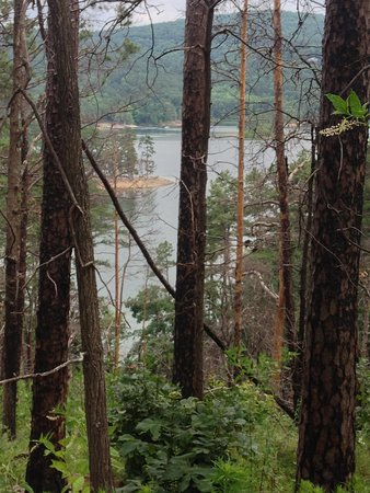 Ouachita National Forest: Caddo Bend Trail