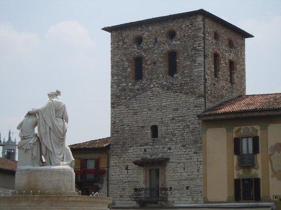 Albergo Ristorante della Torre: La torre della Torre.