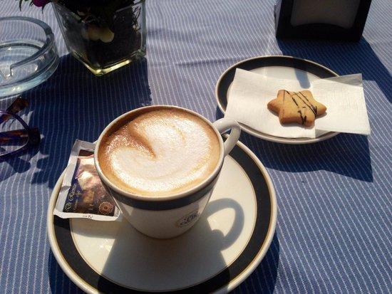 Ristorante Di Rienzo : Cappuccino