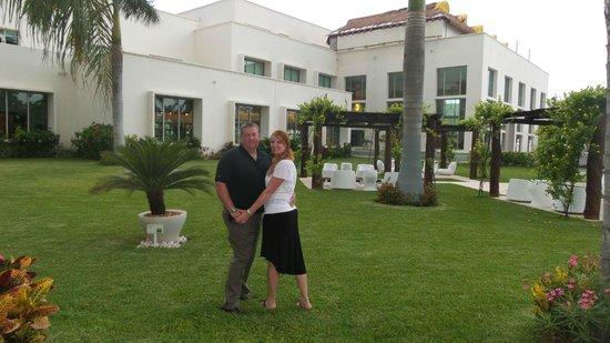 Secrets Silversands Riviera Cancun: Hotel is beautiful!