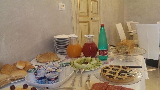 Relais Carlo V - Palazzo Storico: colazione