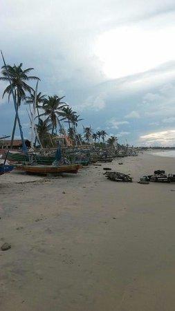 Rede Beach: Praia de Guajiru