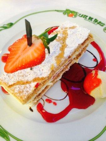 Cafe de Paris Monte-Carlo : Uma imagem vale mais do que mil palavras