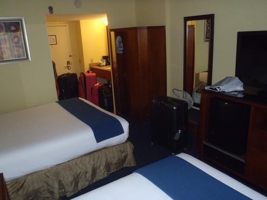 Holiday Inn Express Miami Airport Doral Area: fotos quarto