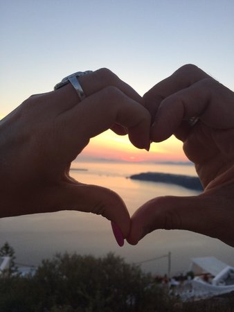 Santorini Mesotopos : Sunsets were incredible!!