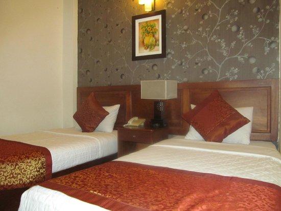 Hong Han Hotel: Quarto