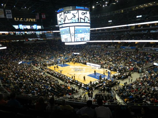 vista a partir do chase b picture of amway center orlando rh tripadvisor co uk