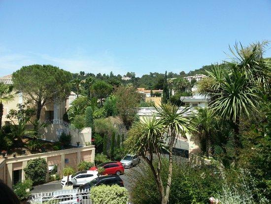 Pierre & Vacances Residenz Cannes Villa Francia: Vue
