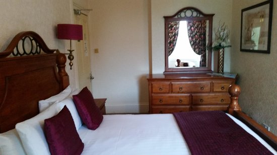 Broughton Craggs Hotel: room