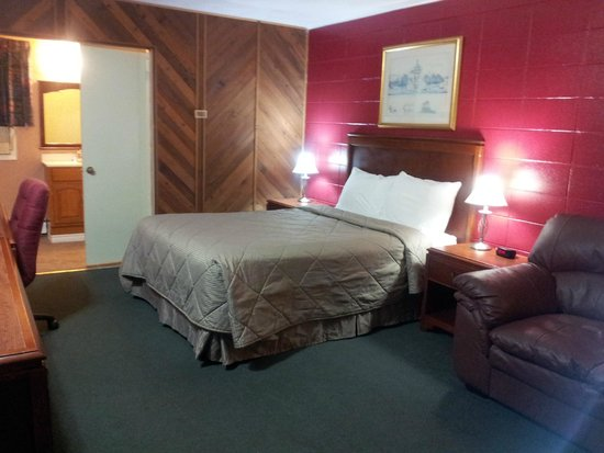 Aquarius Motel : Room
