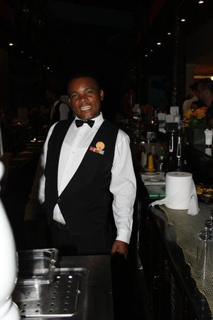 ClubHotel Riu Merengue: Friendly staff