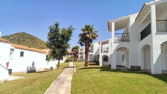TRH Tirant Playa: The grounds of the resort