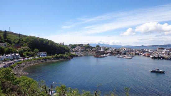Craigrossie B&B: View of Mallaig