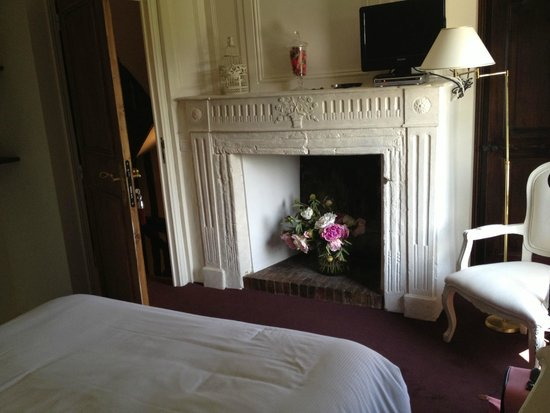 Le Pave d'Hotes: Chambre au 1er etage
