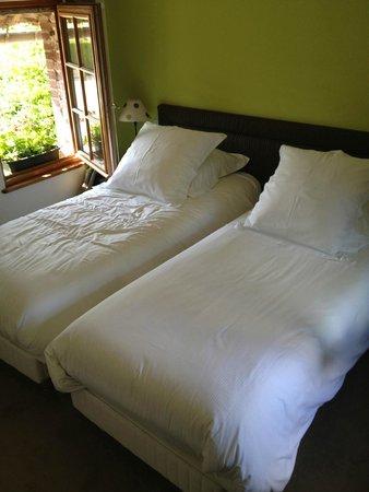 Le Pave d'Hotes: Chambre avec 2 lits simple au 1er etage