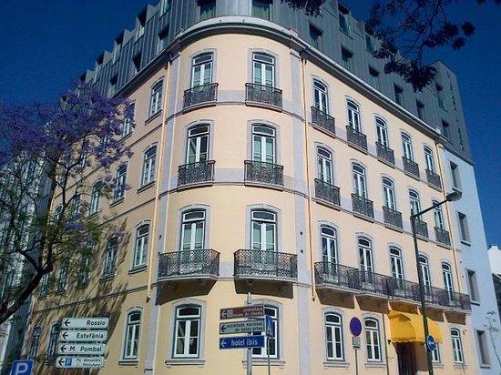 Hotel Lisboa: Hotel