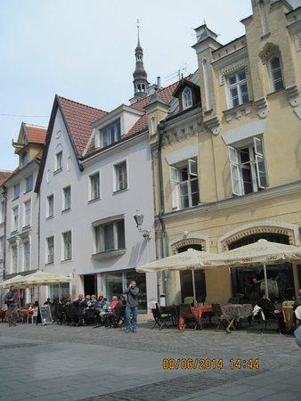 Town Hall Square Apartments: Kullassepa St apartment