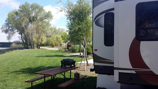 Durango RV Resort: campsite
